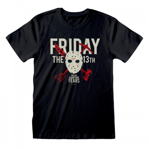 T-Shirt Friday the 13Th Unissex